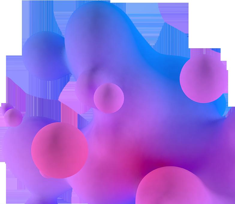banner right wobble purple shape1